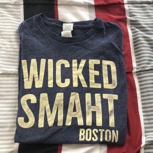 Boston graphic tee